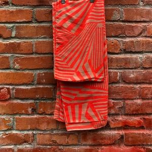 Urban Outfitters Neon Scarf/Sarong